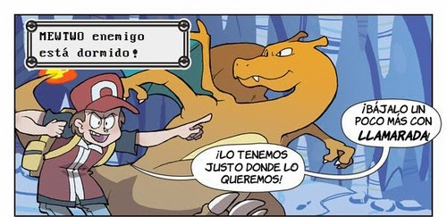 Lógica Pokemon: Capturando a Mewtwo parte 1