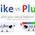 Like VS Plus - Facebook VS Google