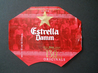 most famous spanish beer Estrella Damm