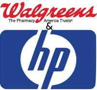 HP & Walgreesn