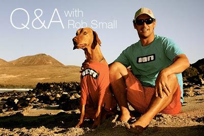 Rob Small & Gally