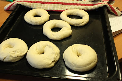 bagel recipe homemade bagels