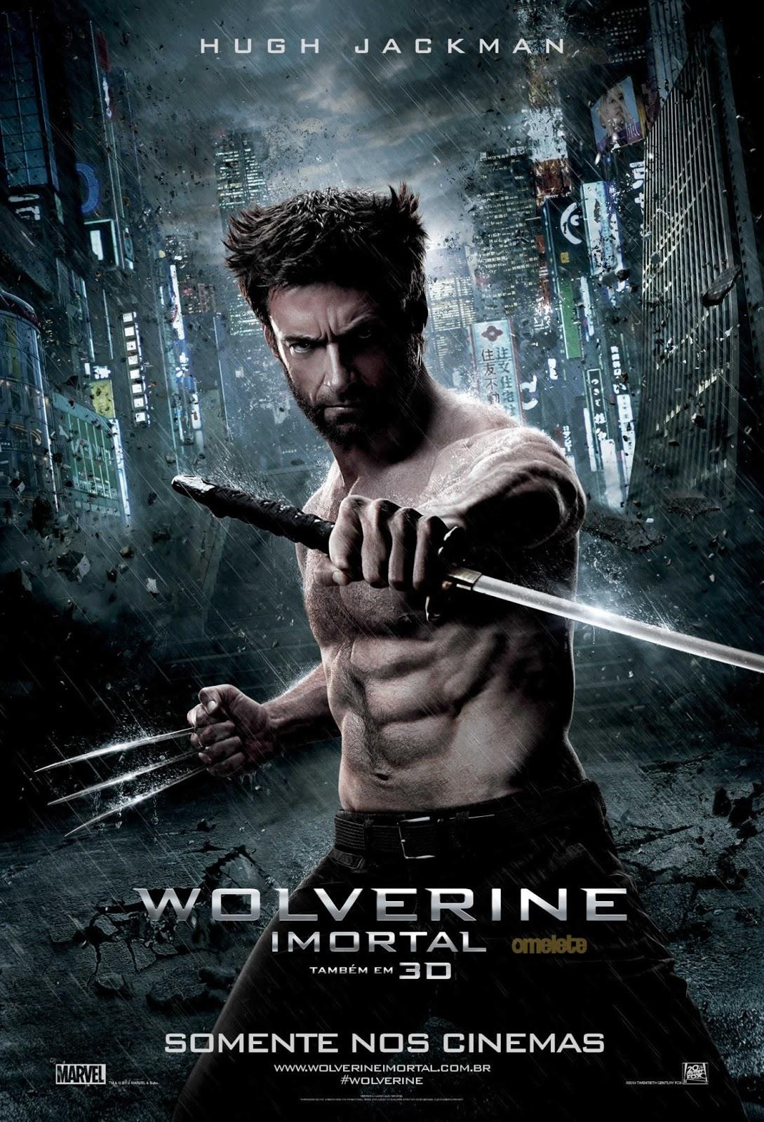 Assistir Wolverine – Imortal Dublado 2013 Online