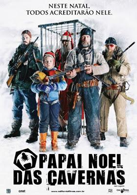 Papai Noel das Cavernas - DVDRip Dual Áudio