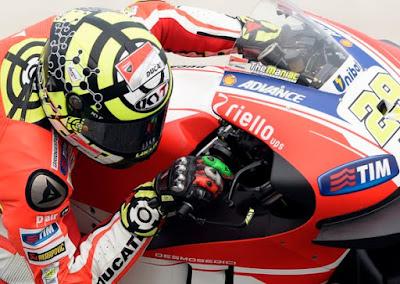 Iannone Incar Satu Pembalap Spanyol di Grand Final Valencia