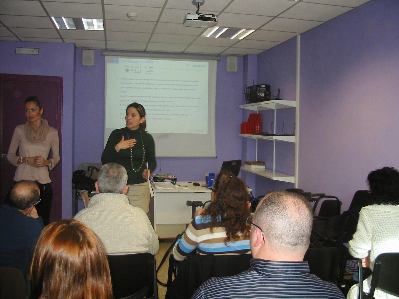 Mayo 2014 espai de recerca activa de feina for Oficinas randstad barcelona