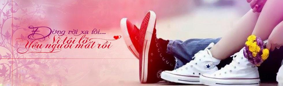 Ảnh bìa Facebook về tình yêu đẹp lãng mạn ý nghĩa