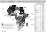 La Chine-Afrique depuis les années 50'