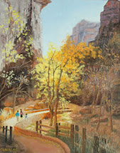 Late Fall in Zion