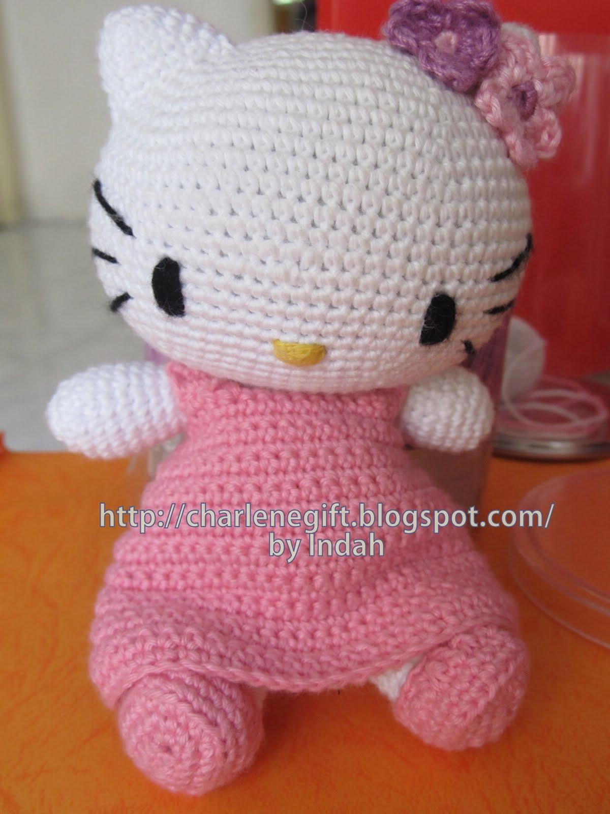 Amigurumi Charlene Gift N Craft Sanrio Amigurumi By Indah