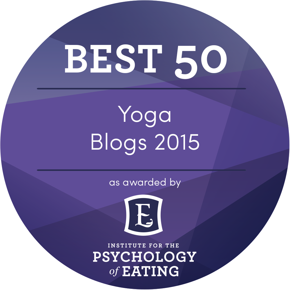 2015 Best Yoga Blog