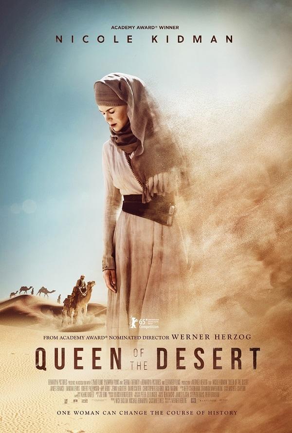 Nữ Hoàng Sa Mạc - Queen of the Desert (2015)