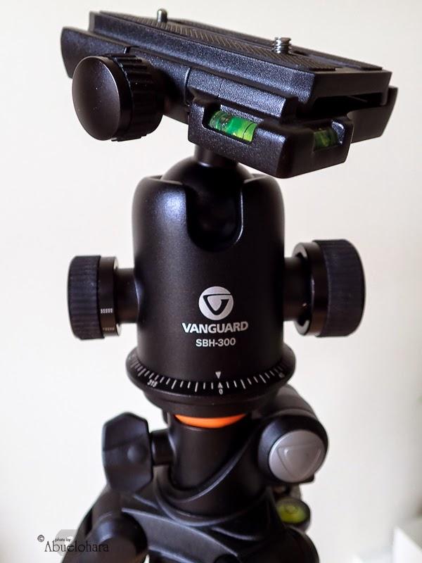 Rotula Vanguard SBH-300