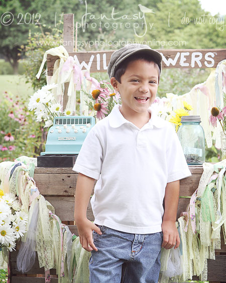 Winston Salem Children's Photographer - Fantasy Photography, LLC