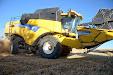 New Holland CX8060 Combine
