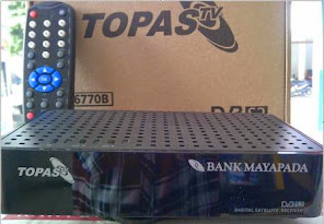 receiver TOPAS mpeg4