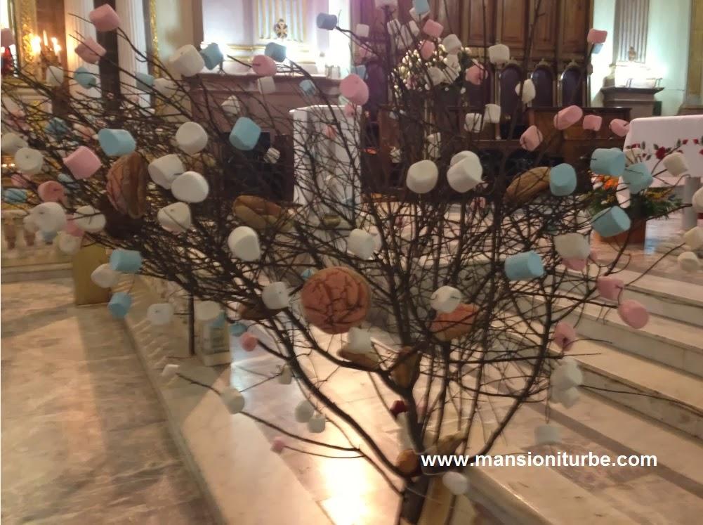 Dia de la Candelaria: Altar en la Basílica de la Virgen de la Salud de Patzcuaro
