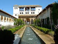 Generalife de Granada.
