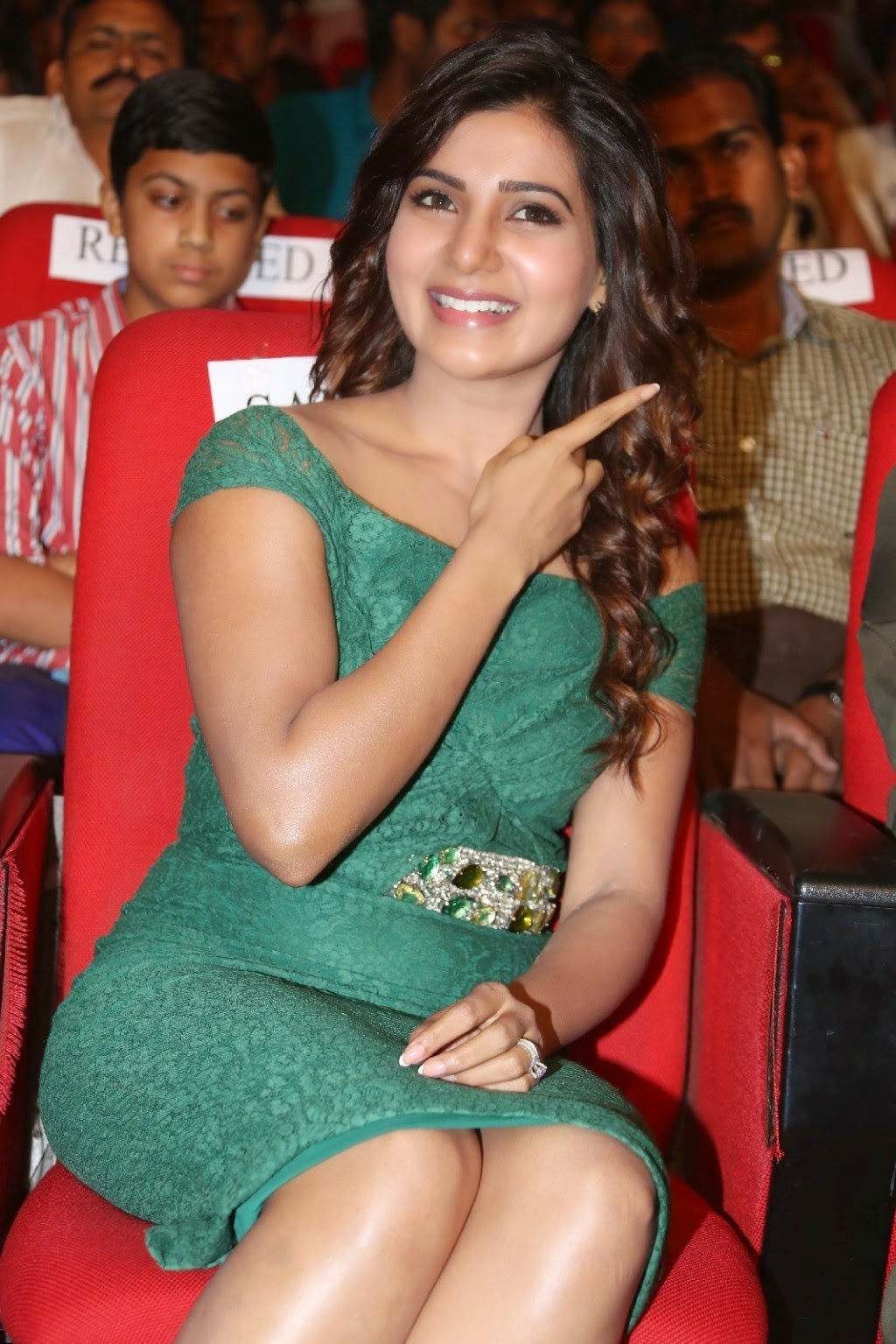 Samantha Latest Gorgeous Photoshoot At Sikindar Audio Launch