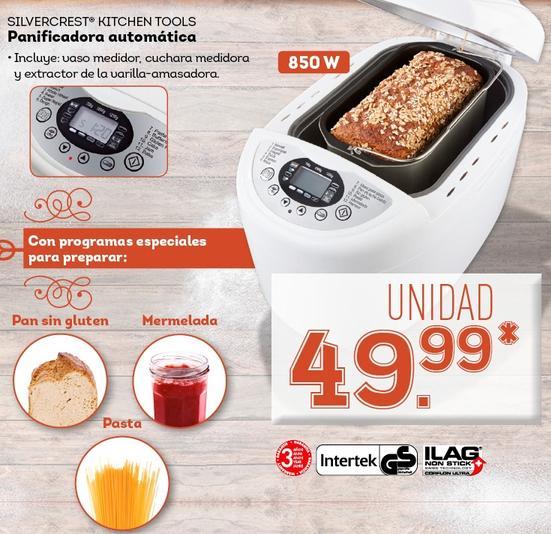 Lidl catalogo panificadora lidl silvercrest 2015 for Catalogo lidl almeria