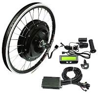 Ebikes.ca Grin Cycleries Ebike Kit