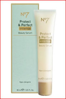 Boots | No7 Protect & Perfect Intense Beauty Serum | Anti-ageing | Facial Cream