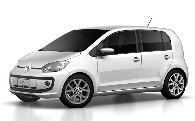 Volkswagen up! x Renault Sandero