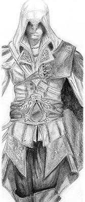Assassins Creed, Pencils