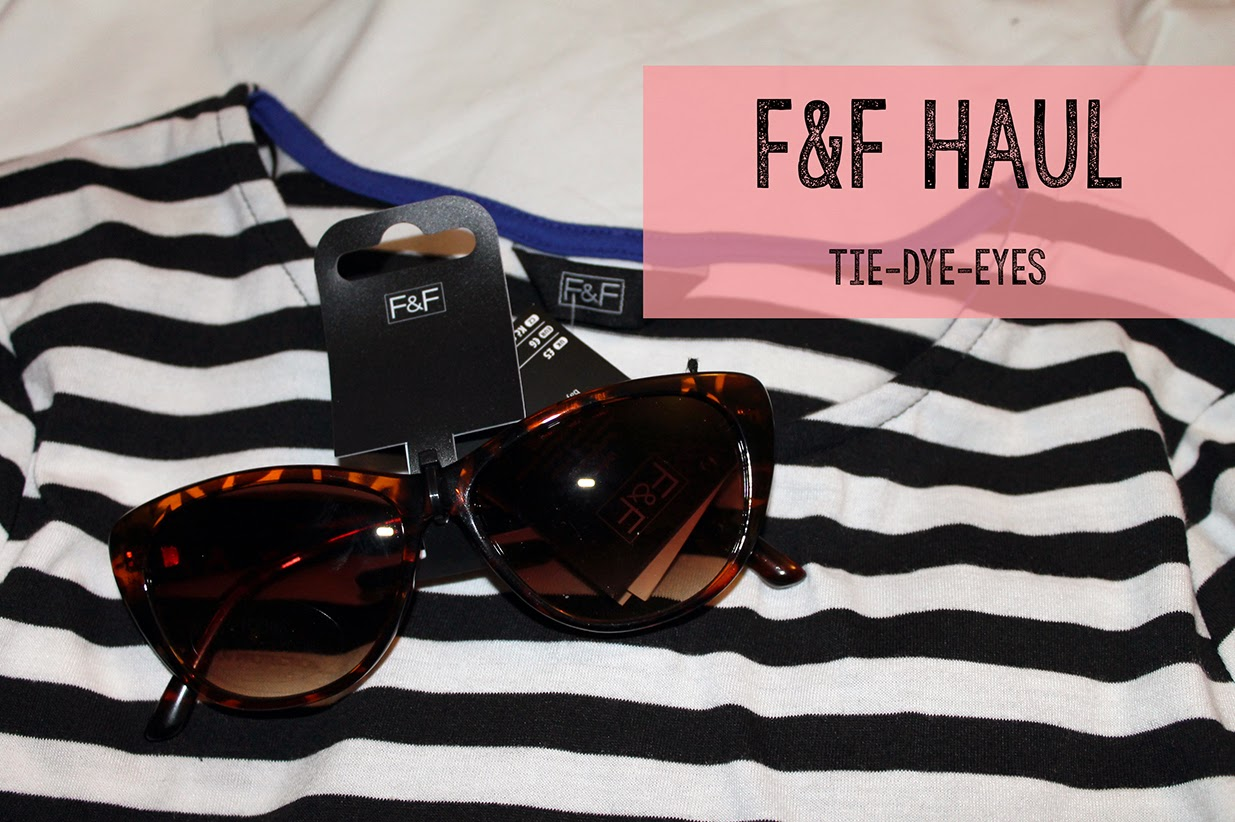 F&F haul, florence and fred, tesco clothing haul, primark haul,