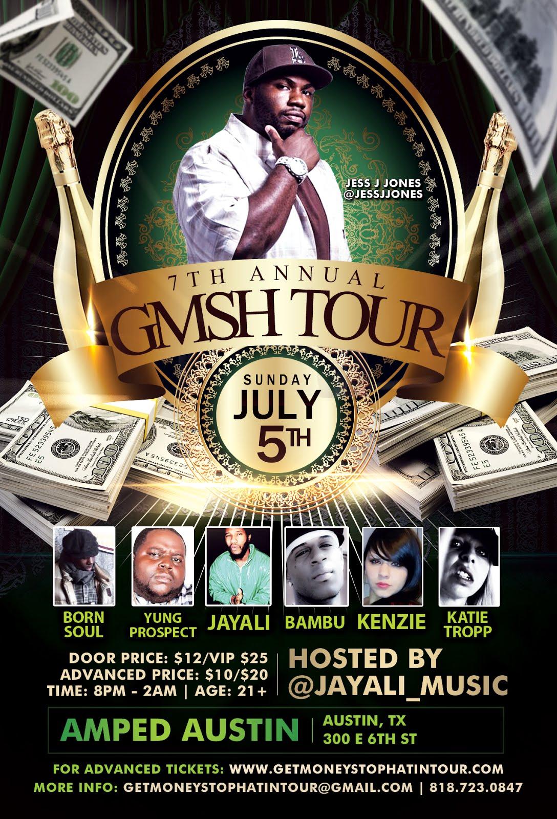GMSH Tour-Austin, TX