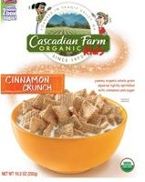 low calorie cinnamon crunch cereal
