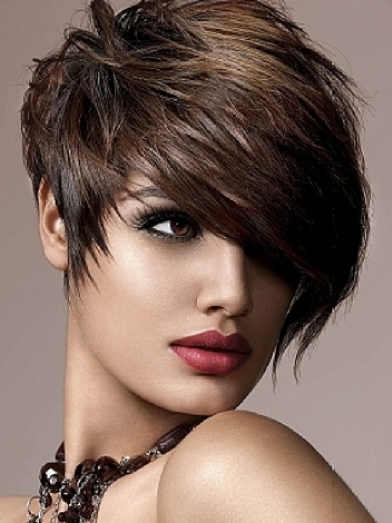 Best Short Haircut For Fine Hair
