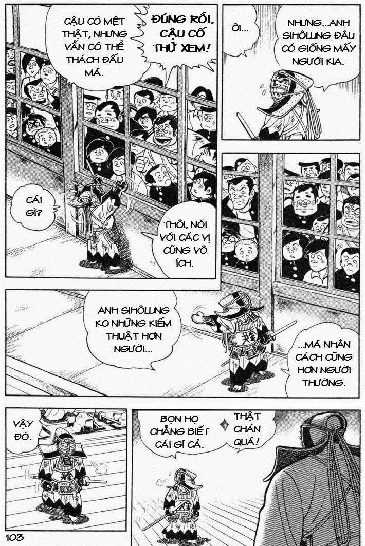 Siêu quậy Teppi chap 95 - Trang 13