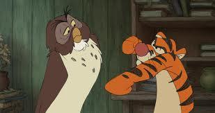 Tigger Owl Winnie the Pooh 2011 Disney movie