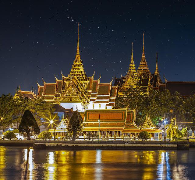 giá vé máy bay đi Phuket - Đền ở Phuket