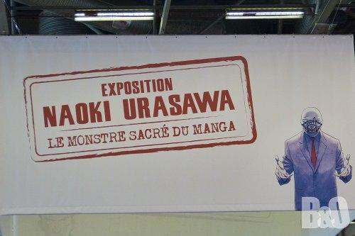 japan expo 2012 Urasawa
