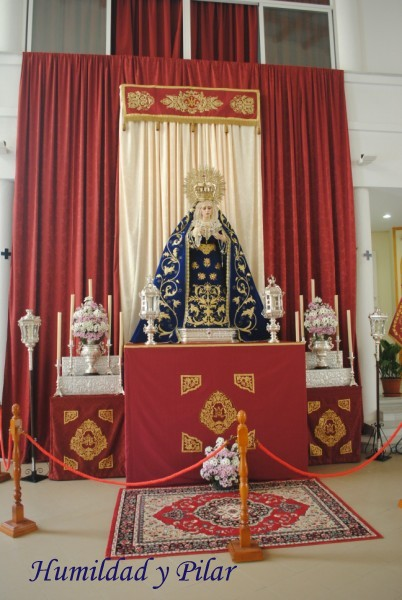 Triduo Virgen del Pilar 2015