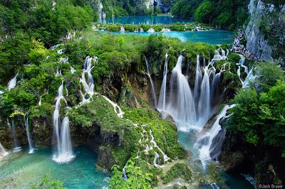 Plitvicka Jezera waterfalls
