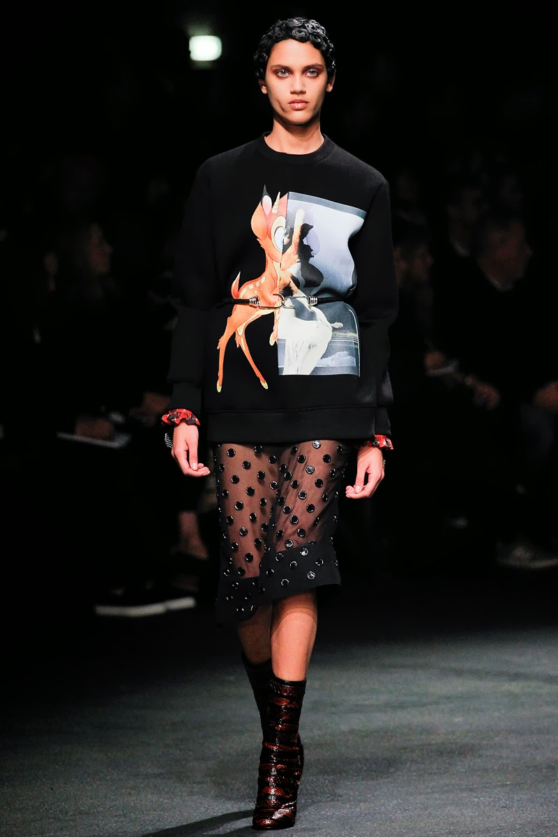 Cameo, Bambi, Australian Label, Givenchy, F/W 2013/14, Bambi Jumper, Paris Fashion Week, PFW