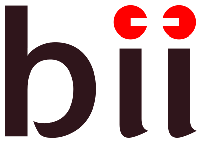 Bii Logo Vector Logo Bank Bii Vector Format ai