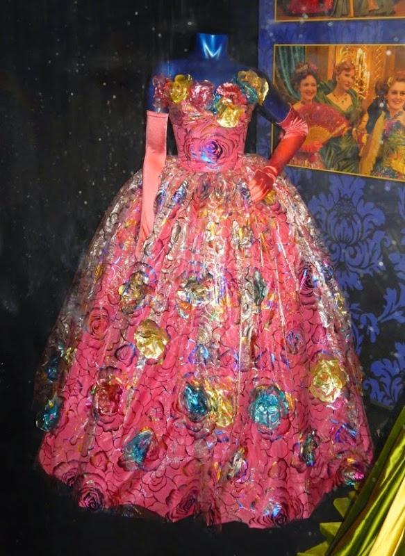 Holliday Grainger Cinderella Stepsister Anastasia ball gown