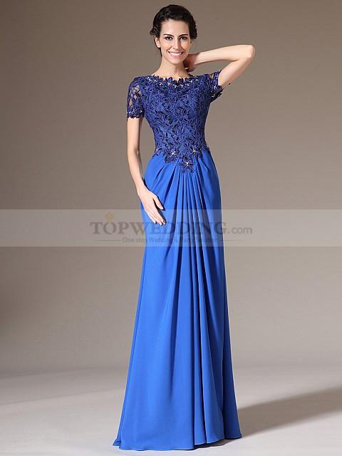 topwedding abiti da cerimia, abiti da sera, vestito in chiffon o seta vari colori vestiti abiti online