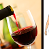 Subtiaza-ti talia consumand un pahar de vin rosu in fiecare seara inainte de culcare