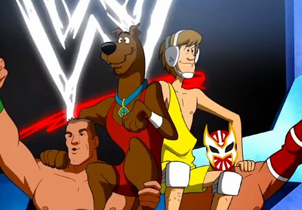 Scooby-Doo! WrestleMania Mystery: First Look