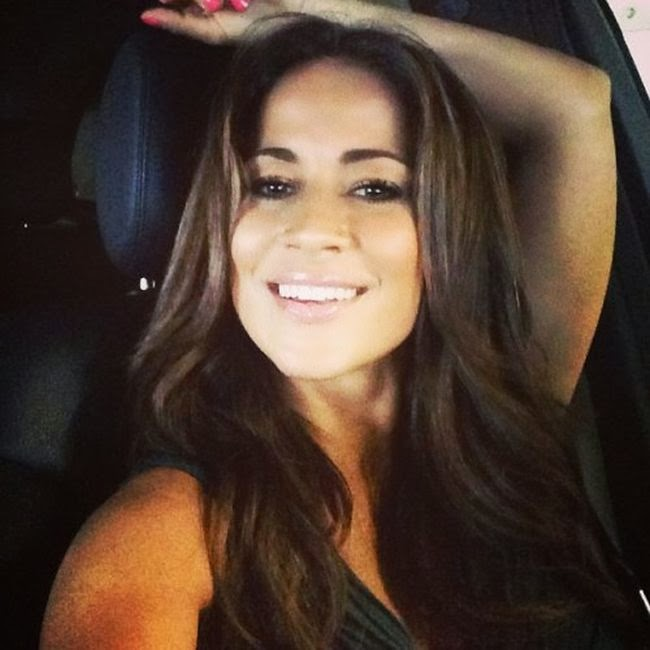 Busty Weather Girl Jackie Guerrido ~ Damn Cool Pictures