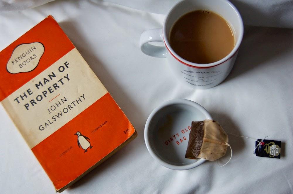 hoxton holborn hotel review penguin books tea