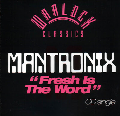 Mantronix – Fresh Is The Word (CDS) (1985-1999 Reissue) (FLAC + 320 kbps)