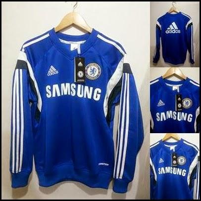 Sweater GO Chelsea Biru