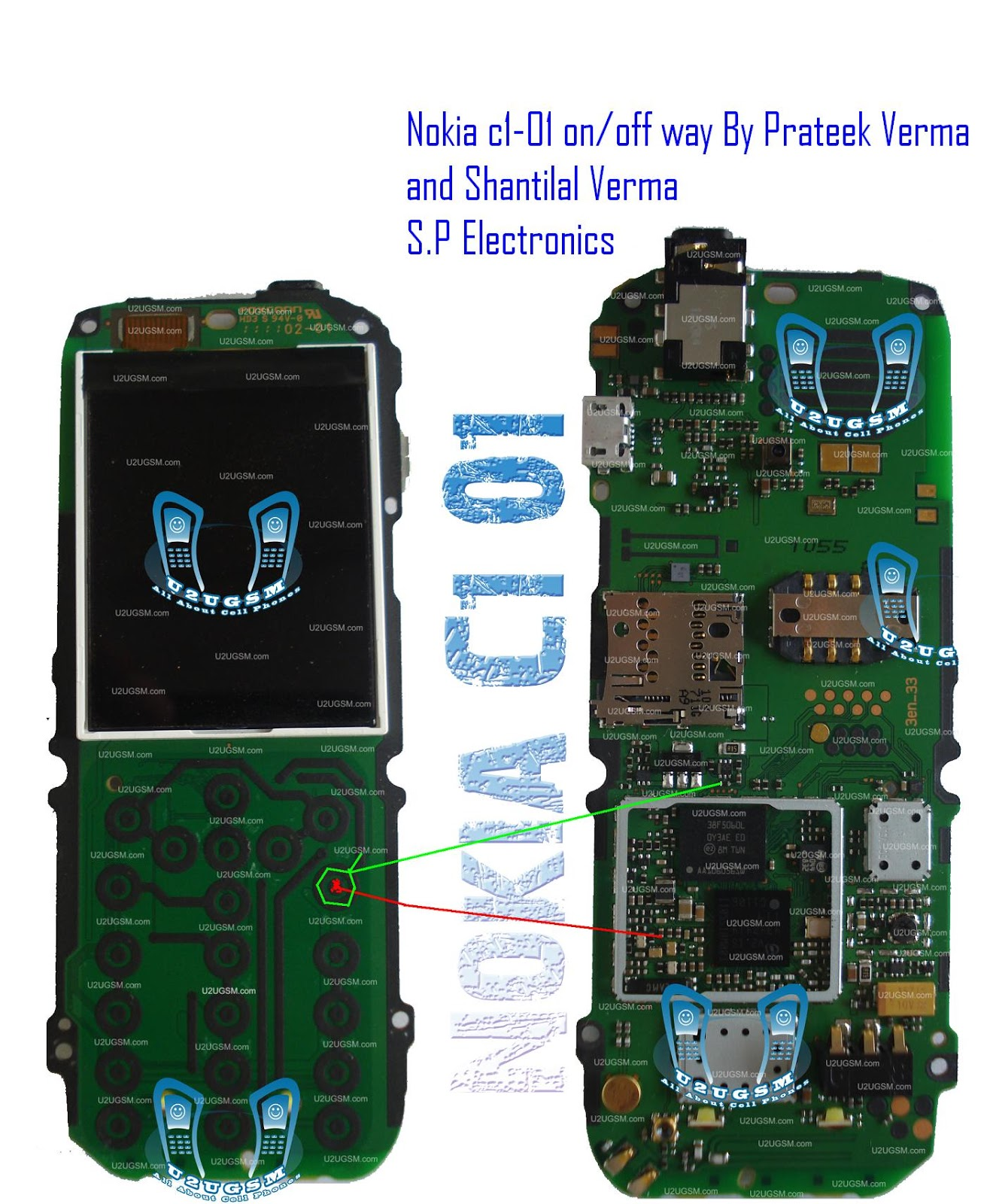 there are all tricks and tips for mobile notebook computer by rh prateekvermaa blogspot com nokia c1-01 circuit diagram pdf Nokia 6610