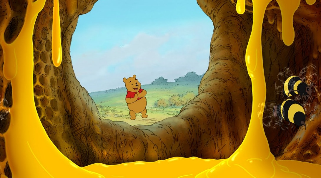 Pelicula winnie the pooh la pelicula